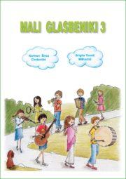 Širca: Mali glasbenik 3 - Nauk o glasbi - 3.razred - delovni zvezek