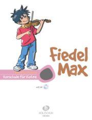 Fiedel Max für Violine - Vorschule