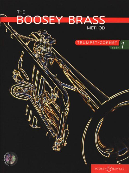 Boosey Brass Method 1 Trumpet Cornet
