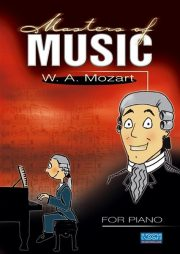 Masters Of Music - W.A. Mozart Piano Accompaniament