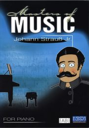 Masters Of Music - Johann Strauss Jun. (Piano Accompaniament)