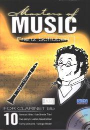 Masters Of Music - Franz Schubert (Clarinet)