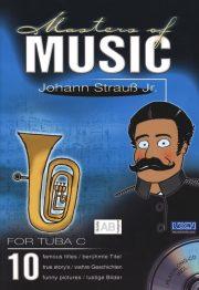 Masters Of Music - Johann Strauss Jun. (Trombone/Tuba )