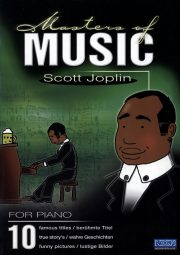 Masters Of Music - Scott Joplin Piano Accompaniament