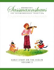 Sassmannshaus Early Start Violin Volume 2
