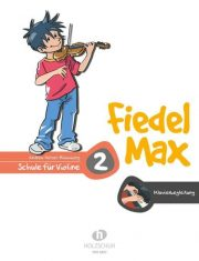Fiedel-Max 2 Violine - Klavierbegleitung