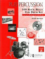 100 Rock Beats for Drum Kit