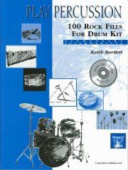 100 Rock Fills for Drum Kit