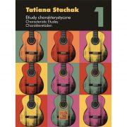 Characteristic Études vol. 1