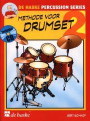 Gert Bomhof : Methode voor Drumset 2