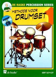 Gert Bomhof : Methode voor Drumset 1